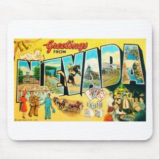 Alfombrilla De Ratón Saludos de Nevada