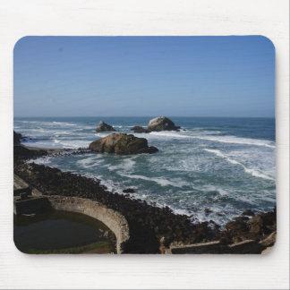 Alfombrilla De Ratón San Francisco aterriza el extremo #2 Mousepad
