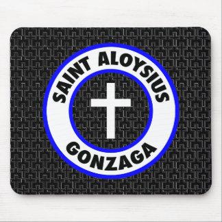 Alfombrilla De Ratón Santo Aloysius Gonzaga