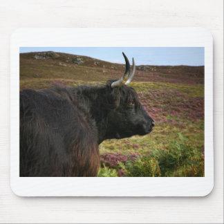 Alfombrilla De Ratón Scottish país de drogado Cow - Scotland
