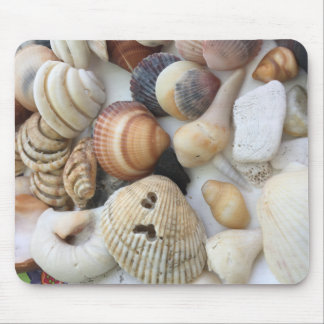Alfombrilla De Ratón Seashells a amar