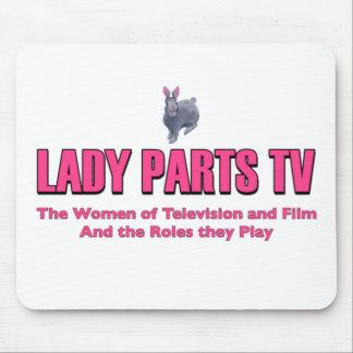 Alfombrilla De Ratón Señora Parts TV Mousepad