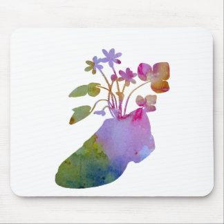 Alfombrilla De Ratón Shoeflowers