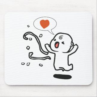 Alfombrilla De Ratón ¡Sí! ¡Amor!
