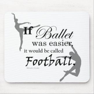 Alfombrilla De Ratón Si era el ballet… Mousepad (personalizable)