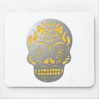 Alfombrilla De Ratón Skull1MetalFire