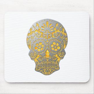 Alfombrilla De Ratón Skull2MetalFire