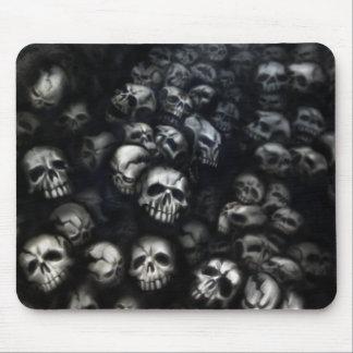 Alfombrilla De Ratón Skulls Mauspad