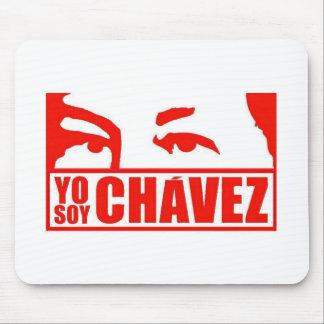 Alfombrilla De Ratón Soja Chávez - Hugo Chávez - Venezuela de Yo