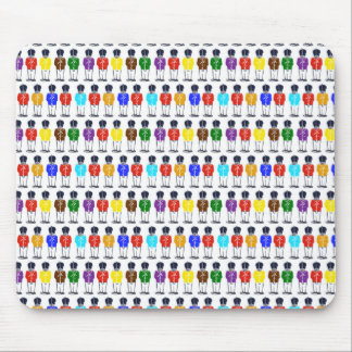 Alfombrilla De Ratón Soldados multicolores