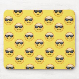 Alfombrilla De Ratón Sr. Cool Sunglasses Emoji