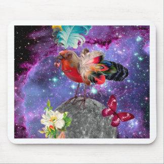 Alfombrilla De Ratón Steampunk Bird