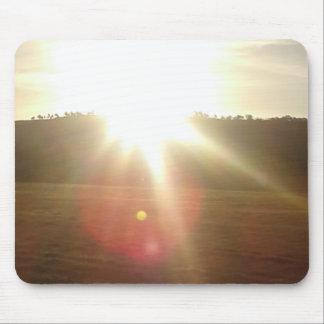 Alfombrilla De Ratón Sun de oro 2