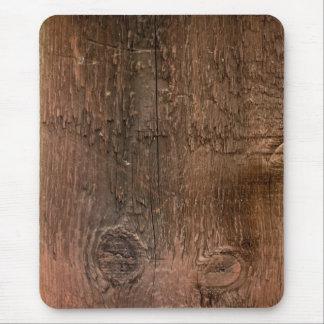 Alfombrilla De Ratón Tablero de madera