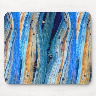 Alfombrilla De Ratón tableros azules resistidos del granero