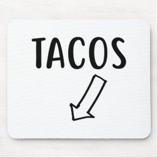 Alfombrilla De Ratón Tacos