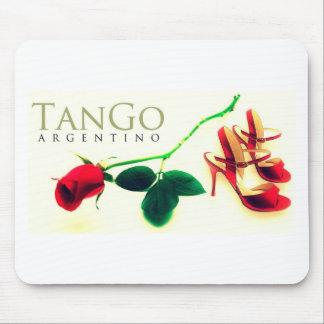 Alfombrilla De Ratón Tango argentino vintage