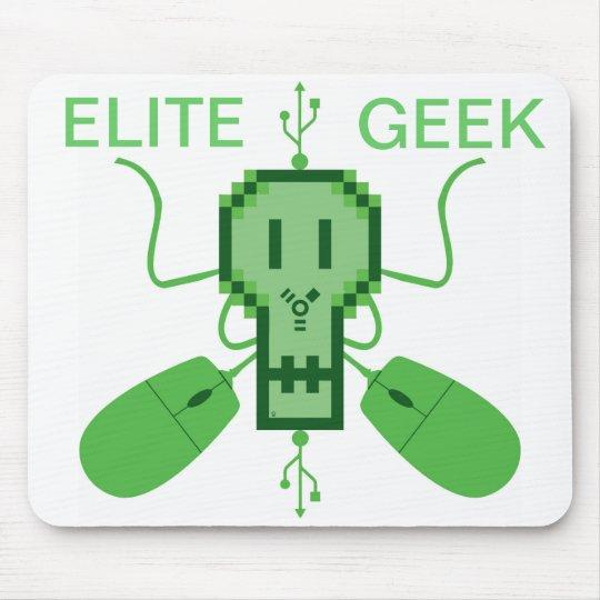 Alfombrilla De Ratón Tapete para ratón Logo Elite Geek - M1