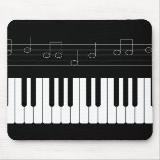 Alfombrilla De Ratón Teclado de piano