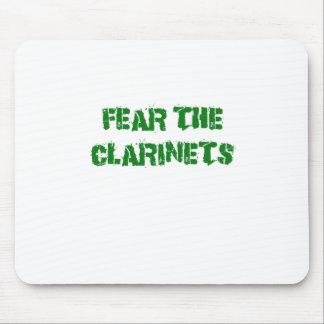 Alfombrilla De Ratón Tema los Clarinets