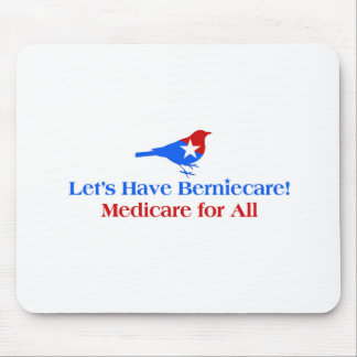 Alfombrilla De Ratón Tengamos Berniecare - Seguro de enfermedad para