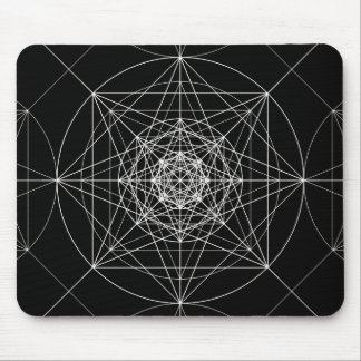Alfombrilla De Ratón Tercera geometría sagrada dimensional