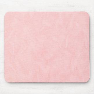 Alfombrilla De Ratón TEXTURA del DOCUMENTO de información - rosa clara