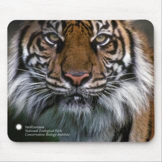 Alfombrilla De Ratón Tigre Soyono de Smithsonian el   Sumatran