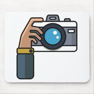 Alfombrilla De Ratón Tomar las fotos