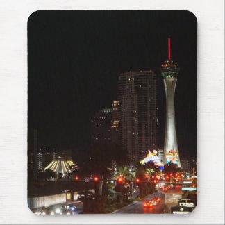 Alfombrilla De Ratón Torre Las Vegas Mousepad de la estratosfera