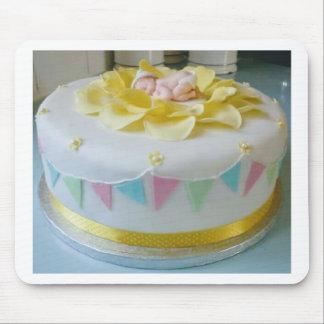 Alfombrilla De Ratón torta _birthday 2
