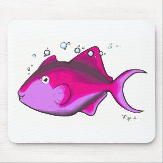Alfombrilla De Ratón ¡Triggerfish!