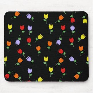 Alfombrilla De Ratón Tulipanes bonitos Mousepad del KRW