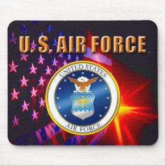 Alfombrilla De Ratón U.S. Fuerza aérea Mousepad