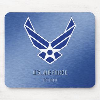 Alfombrilla De Ratón U.S. Mousepad jubilado fuerza aérea