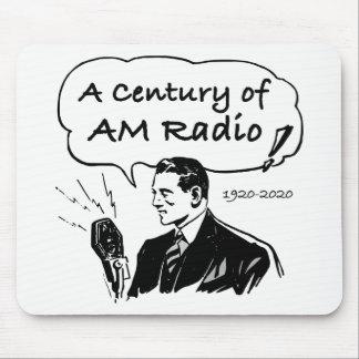 Alfombrilla De Ratón Un siglo de radio de la