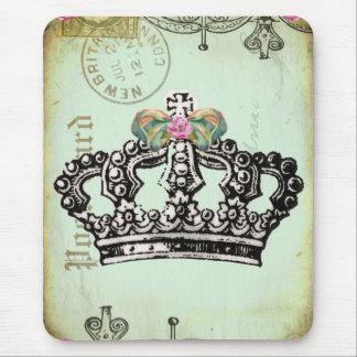 Alfombrilla De Ratón una corona real cabida para una reina