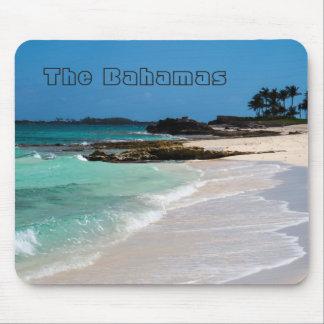 Alfombrilla De Ratón Viaje tropical de la playa el  