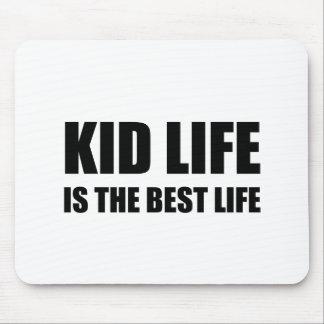 Alfombrilla De Ratón Vida de la vida del niño la mejor