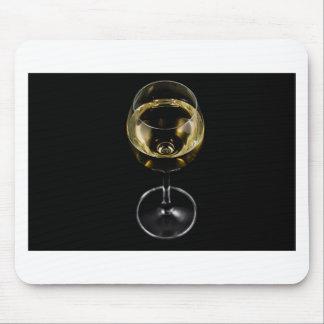 Alfombrilla De Ratón vidrio del champán