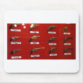 Alfombrilla De Ratón Viejas Seis-pistolas del oeste