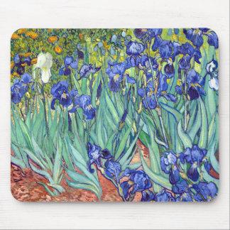 Alfombrilla De Ratón Vincent van Gogh 1889 iris