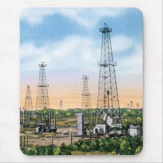 Alfombrilla De Ratón Vintage Oklahoma