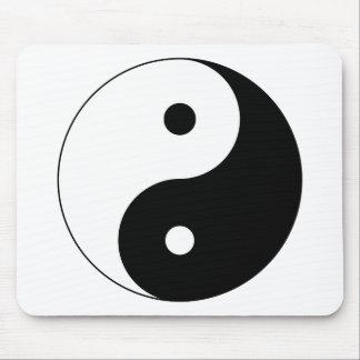 Alfombrilla De Ratón Yin Yang