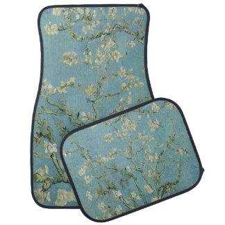 Alfombrilla Para Coche Árbol de almendra en el flor Vincent van Gogh