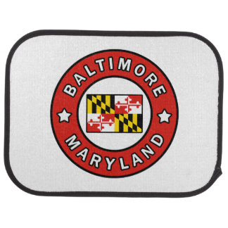 Alfombrilla Para Coche Baltimore Maryland