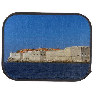 Alfombrilla Para Coche Ciudad vieja de Dubrovnik, Croacia