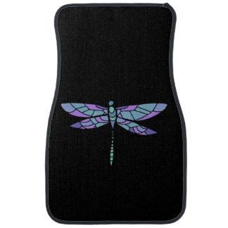 Alfombrilla Para Coche libélula