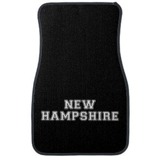 Alfombrilla Para Coche New Hampshire