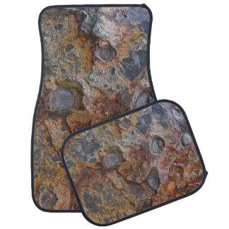 Alfombrilla Para Coche Textura sucia de la roca de la geología